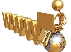 Адрес Интернет с компьютером